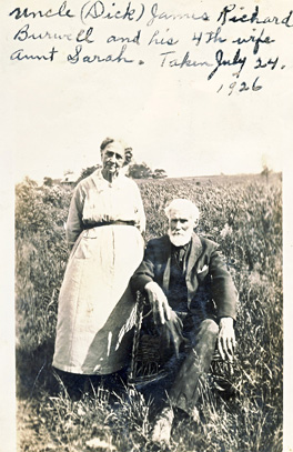 Dick-and-Sarah-Burwell-1926