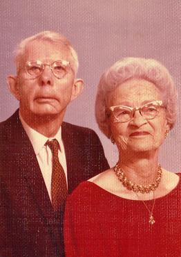 Claude and Estella McFarren 4 Jun 1969 Santa Ana