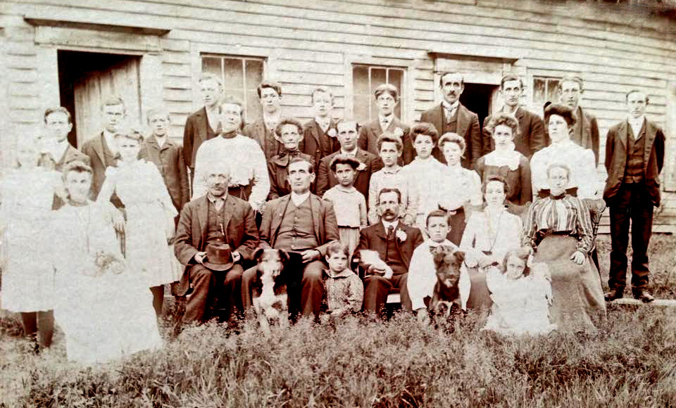 G Anger FB fam reunion 1900