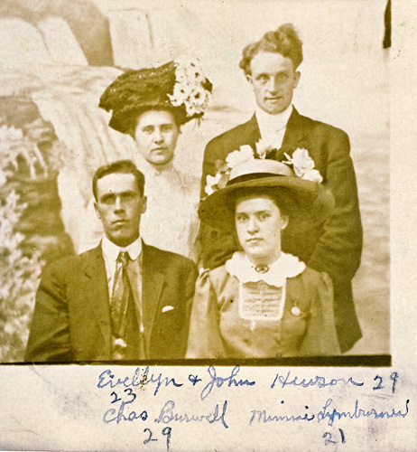 Hewsons-Burwells-1909