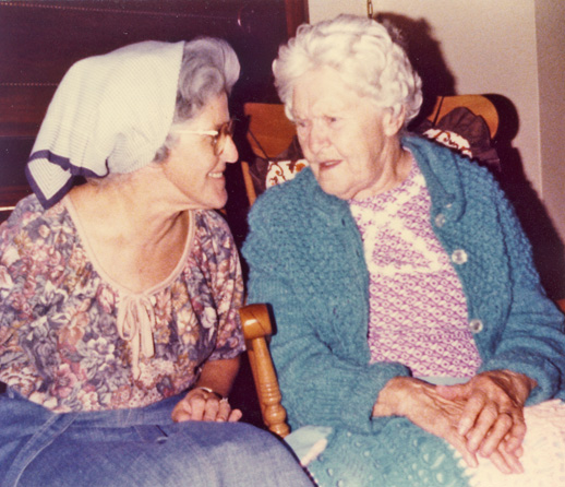 ada-and-minnie-burwell-elim-home-c1978