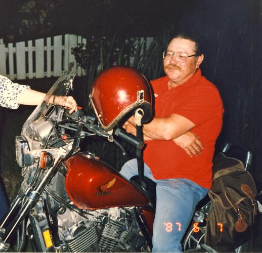 Fred Laur 1987