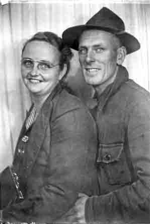 mae and bruce burwell