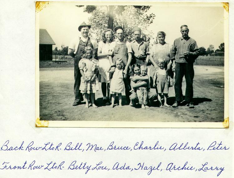peter-alberta-burwell-kids and grandkids