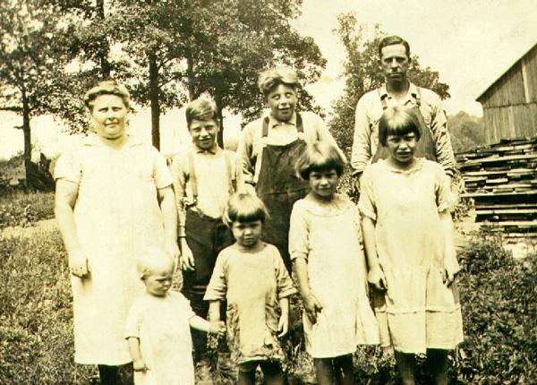 wilson-burwell-family-ca1927