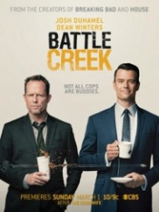 battle creek cbs by David Shore