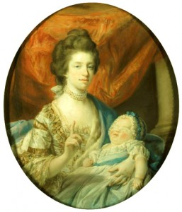 Charlotte-queen-and-princess-royal-Royal-Collection-Trust