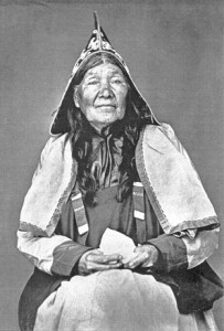 Molly Muise from Ruth Whitehead Ancestral Images - newfoundland mikmaq