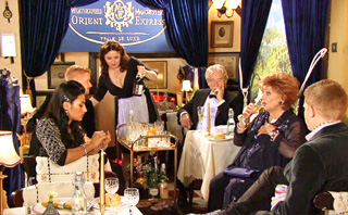 live episode orient-express-cafe