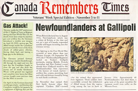 gallipoli canada-remembers-times