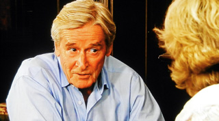 Ken Barlow and Audrey Roberts