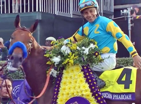 breeders' cup classic pharoah-and-victor
