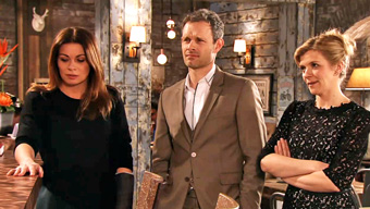 carla-nick-leanne talk to robert