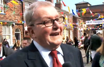 Coronation Street creator Tony Warren youtube 50th anniversary digital spy