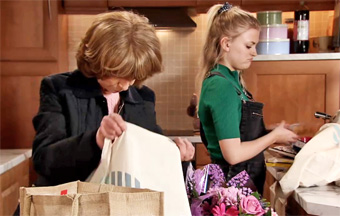 gail unpacks posh food