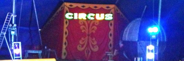 circus in lights photo-d-stewart