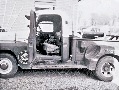 tow truck and bing may 1963