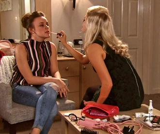 Bethany makes up Faye