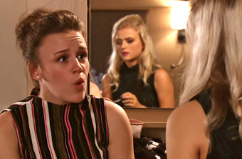 Faye asks Bethany about her crush on Gary