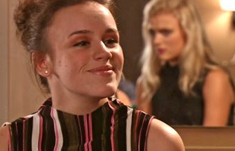 Faye happy she caught Bethany in lie