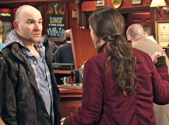 sophie gets tim in rovers