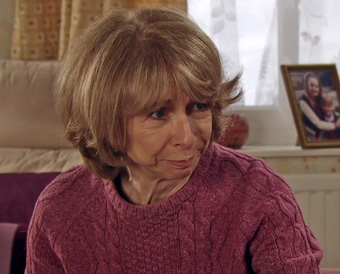 Gail tells Shona nobody sets out to raise a monster
