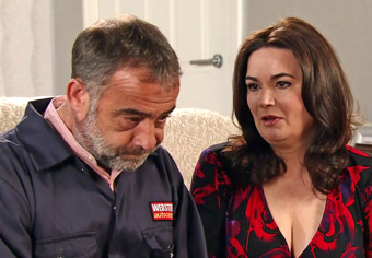 poor kev puts head down as anna pleads