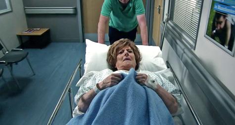 rita-in-hospital-corridor