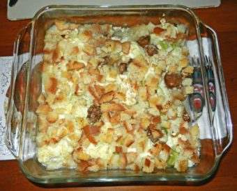 baked cauliflower casserole-photo-d-stewart