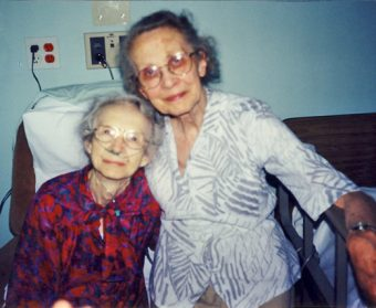 Mabel Meadows Brooks and Mildred Burwell Ketchabaw 1994