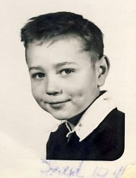 fred laur school picture 1955
