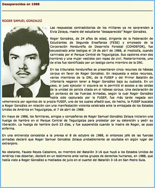 desaparecidos-roger-gonzales-1988 Comité de Familiares de Detenidos Desaparecidos en Honduras