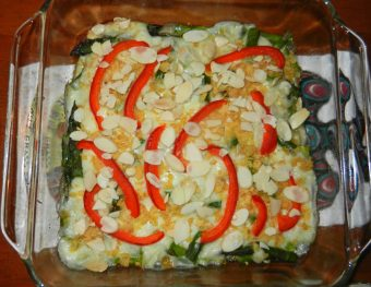 asparagus casserole photo d stewart
