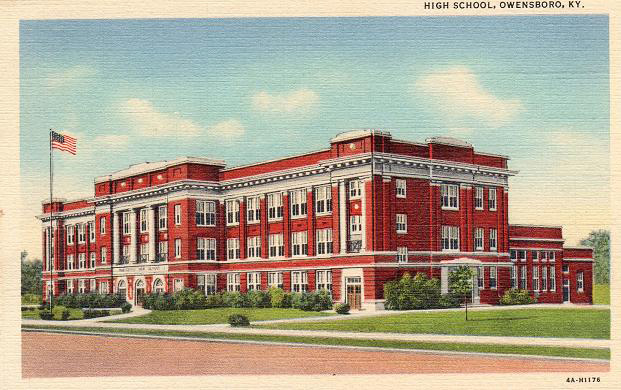 Owensboro-High-School-postcard-kentucktravels.blogspot.com-2012-04-15