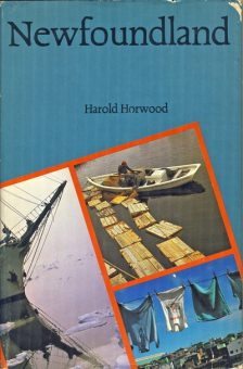 Cover of Newfoundland by Harold Horwood