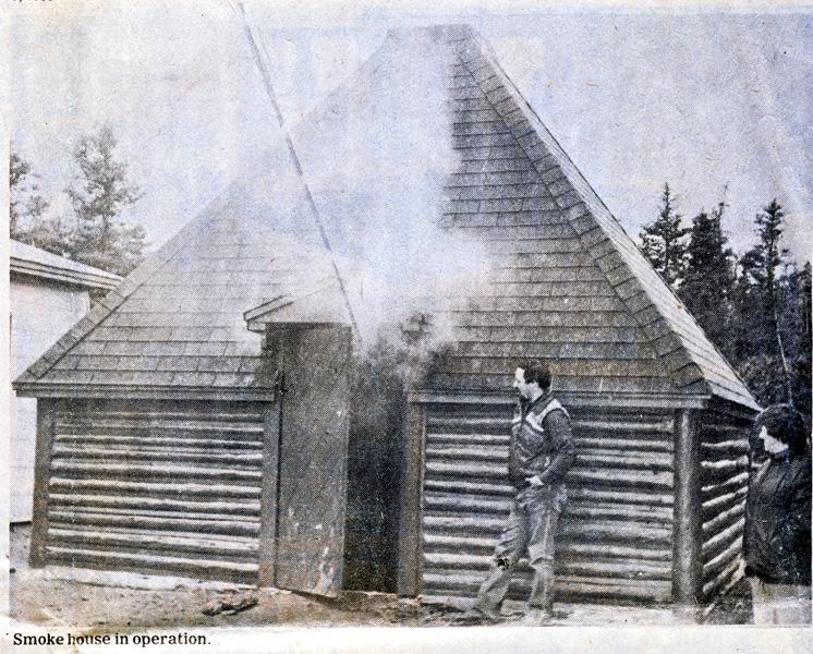 smoke house 1983