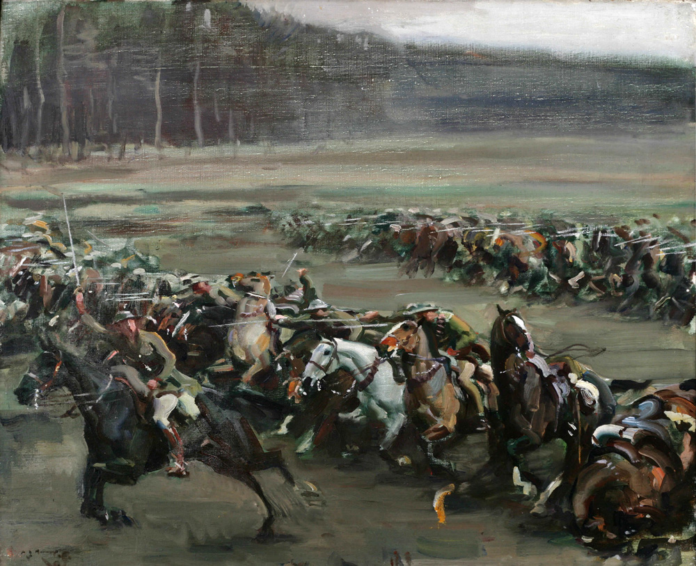 Alfred_Munnings-Moreuil-Wood-wikicommons