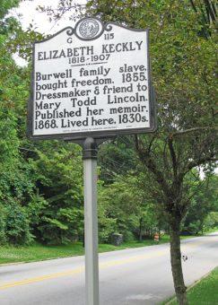 Elizabeth-Keckley-Hist-marker-Alliance-for-Historic-Hillsborough-NC-wikicommons
