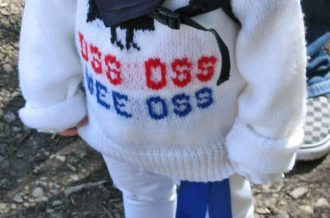 oss oss wee oss sweater FB Padstow Old Cornwall Society