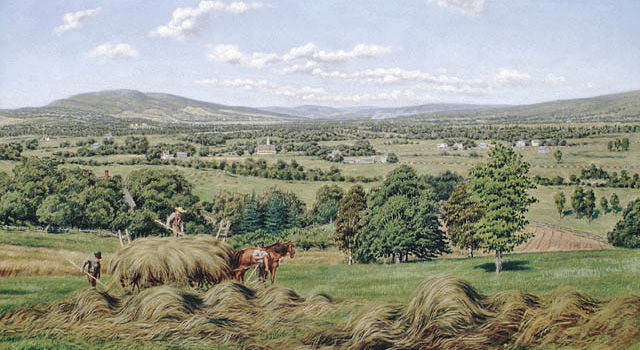 Harvesting_Hay_Sussex-NB-Wm-G-R-Hind-1880-LAC